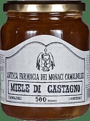 Miele di Castagno dell'Antica Farmacia dei Monaci Camaldolesi 500 gr.