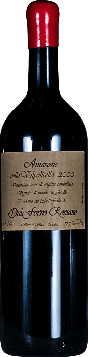 Dal Forno Romano 2000 Amarone della Valpolicella 1.5 lt.