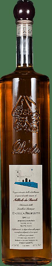 Grappa di Nebbiolo da Barolo Berta Selezione Enoteca Properzio 0.70 lt.