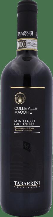 Sagrantino di Montefalco Colle alle Macchie Tabarrini 2015 0.75 lt