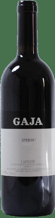 Sperss Barolo Gaja 2016 0.75 lt.