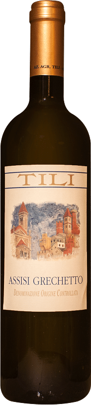 Assisi Grechetto Tili 2018 0.75 lt.