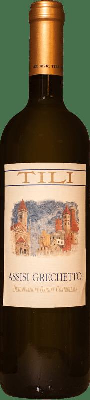 Assisi Grechetto Tili 2018 0.75 lt.