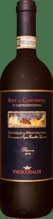 Brunello di Montalcino Riserva Ripe al Convento Castelgiocondo Frescobaldi 2010 1.5 lt.