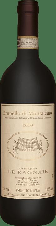 Brunello di Montalcino Le Ragnaie 2015 0.75 lt.