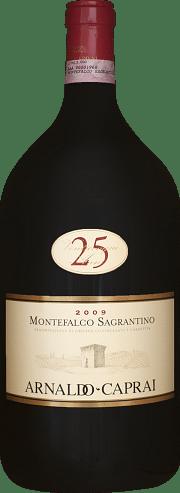 Sagrantino Di Montefalco 25 anni Caprai 2009 3 lt.