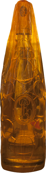 Cristal Louis Roederer Champagne gold edition 2002