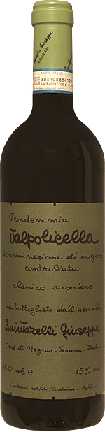 Valpolicella Classico Superiore Giuseppe Quintarelli 2013 0.75 lt.