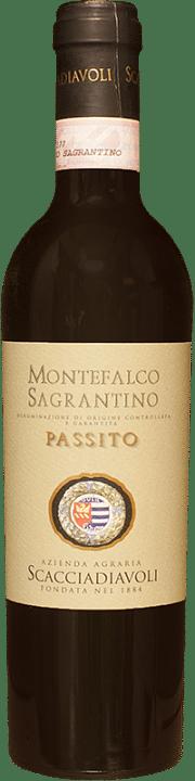 Passito Sagrantino di Montefalco Scacciadiavoli 2016 0.375 lt.
