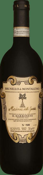 Brunello di Montalcino Il Marroneto Madonna delle Grazie 2015 0.75 lt.