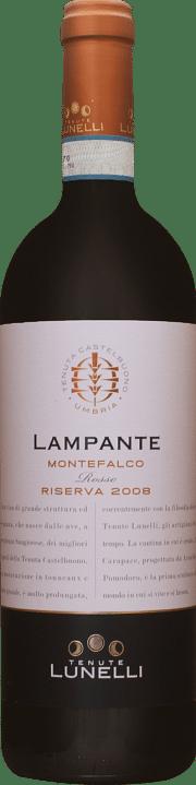 Lampante Montefalco Rosso Riserva 2016 0,75 lt.