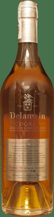 Delamain Cognac Grande Champagne 1963 0.70 lt.