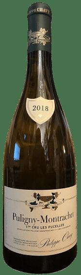 Puligny Montrachet 1er Cru Les Pucelles Philippe Chavy 2018 0.75 lt.