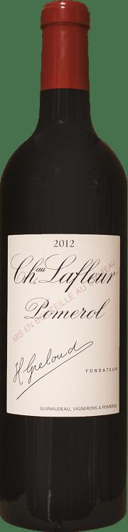 Chateau Lafleur Pomerol 2012 0.75 lt.