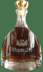Rhum J.M Vieux Carafe Cristal 45° limited edition 0.70 lt.