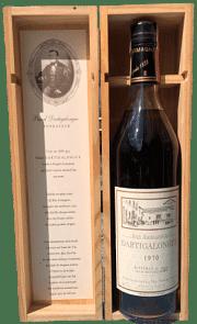 Bas Armagnac Dartigalongue 1970 0.70 lt.
