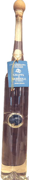 Grappa di Nebbiolo Mazzeti d'Altavilla 0.50 lt.