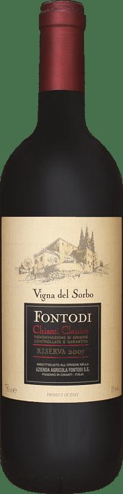 Chianti Classico Riserva Vigna del Sorbo Fontodi 2007 1.5 lt.