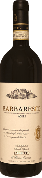 Barbaresco Asili Bruno Giacosa 2017 0.75 lt.