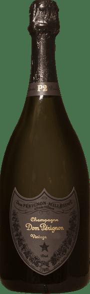 Dom Perignon P2 2002 Champagne 0.75 lt.
