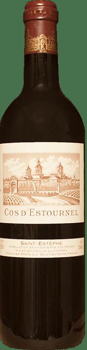 Chateau Cos d'Estournel Saint-Estephe 2018 0.75 lt.