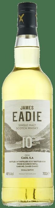 James Eadie Caol Ila 10 Year Old Scotch Whisky 0.70 cl.
