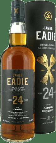 Old James Eadie Single Cask 24 Year 0.70 lt.