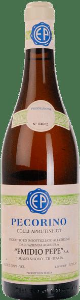 Pecorino d'Abruzzo Emidio Pepe 2018 0.75 lt.
