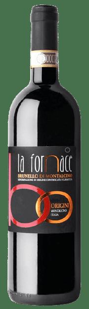 Brunello di Montalcino La Fornace Origini 2016 0.75 lt.