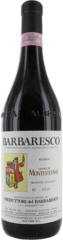 Barbaresco Riserva Montestefano Produttori del Barbaresco 2014 0.75 lt.