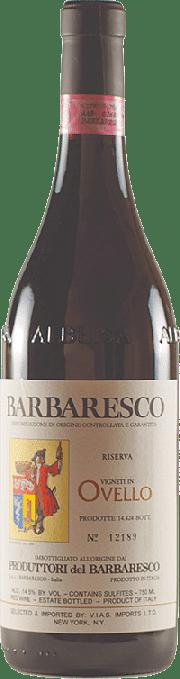 Barbaresco Riserva Ovello Produttori del Barbaresco 2016 0.75 lt.