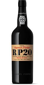 Ramos Pinto RP20 Quinta do Bom Retiro 20 Years Old Tawny 0.75 lt.