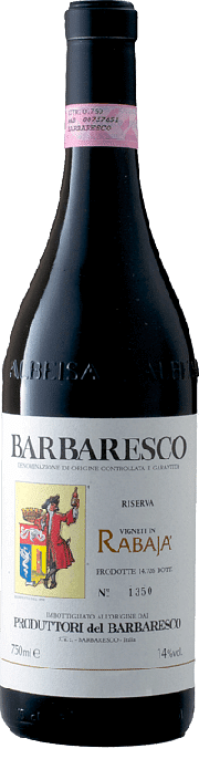 Barbaresco Riserva Rabaja Produttori del Barbaresco 2015 0.75 lt.