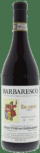 Barbaresco Riserva Rio sordo Produttori del Barbaresco 2016 0.75 lt.