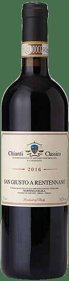 Chianti Classico San Giusto a Rentennano 2016 0.75 lt.
