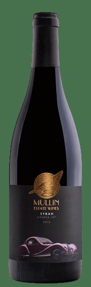 Syrah Mullin Estate wines 2016 0.75 lt.