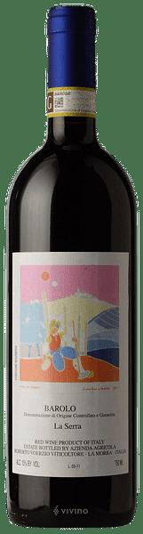 Barolo La Serra Voerzio 2015 0.75 lt.