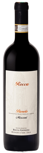 Barolo Riserva Mosconi Giovanni Rocca 2016 0.75 lt.