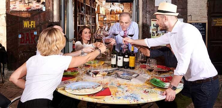 Wine Tasting Tour of Italy