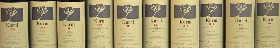 kurni vino